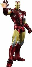 BANDAI S.H.Figuarts Marvel IRON MAN Mark VI 6 Action Figure ABS PVC die casting