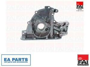 Oil Pump for SEAT SKODA VW FAI AUTOPARTS OP340