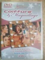 DVD Coiffure & Maquillage - réalisation Kamel Ouali - neuf
