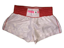 Adidas Stellasports Boxing Shorts Nylon Gym Womens See through Sports Running