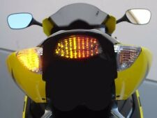 05-06 GSXR 1000 LED Clear Tail Light Integrated+LED Boards 2005 2006