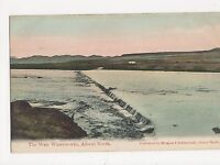 South Africa, The Weir Waterworks, Aliwal North Postcard, B024
