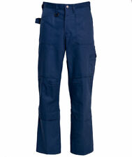 Fristads Kansas Cargo Work Trousers with Pockets - Navy Blue 50021