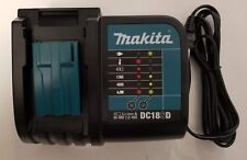 MAKITA DC18SD 18V 18 VOLT Lithium Ion Charger for BL1830 BL1840 Replaces DC18RC