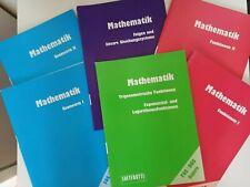 Mathematik Bücher FOS BOS Bayern | Abitur, Schule, Prüfungsvorbereitung