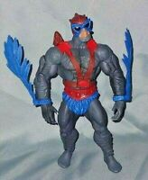 MOTUC Stratos figure Masters of the Universe Classics complete He-Man blue motu