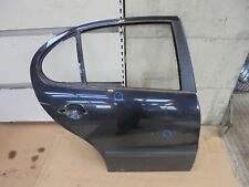 SEAT LEON 2000 MK1 OFFSIDE DRIVER SIDE REAR DOOR PANEL BLACK