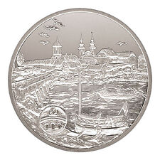 200 Kuna 1996. 800th Anniversary of the City of Osijek, silver coin, RRR !