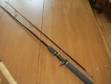 """Red Wolf 2000 series fishing pole spinning rod 5 ft 6"""" medium action"""