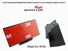 * New Radar Detectors Permanent Windshield Mount For The Whistler Recent Model *