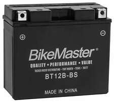Maintenance Free MC Battery HT12B-BS Replaces YT12B-BS - For Duc, Kawi, , MC