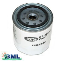 LAND ROVER DEFENDER 1987 - 2006 GENUINE ENGINE OIL FILTER GENUINE PART- ERR3340G
