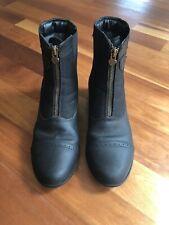 Women's Arita Heritage Sport Zip Paddock Boots - Size 7.5