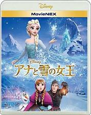 Frozen MovieNEX [Blu-ray + DVD + digital copy (cloud-ready) form Japan New