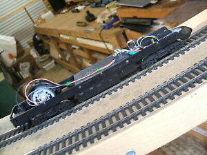 LIMA SUPERPOWER DCC HST CHASSIS #1