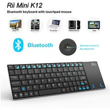 Rii K12 BT Touchpad Mouse mini keyboard  for PC Pro 2 3 Tablet PC Fire Stick