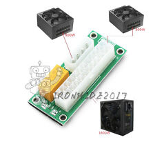 Power Supply Adapter Connector Dual Triple Multiple add2PSU Relay Adapter New