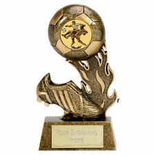 FOOTBALL TROPHY  MAN OF THE MATCH AWARD FREE ENGRAVING A1447A C3