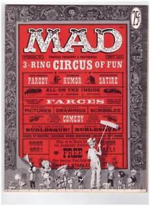 Mad Magazine #29 1956 Don Martin EC Comics VF Minus 7.5