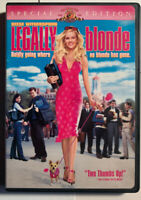 Legally Blonde DVD Special Edition