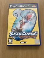 Splashdown 2 Rides Gone Wild PS2 Complete
