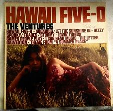 VENTURES (The) (LP/33rpm) HAWAII FIVE-O.  Liberty Stereo LST-8061, 1969 (VG+)