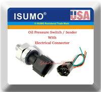 OE Spec Oil Pressure Switch Sender W/ Connector Fits: QX56 350Z Altima Armada