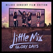 LITTLE MIX Glory Days DELUXE Edition CD & DVD BRAND NEW Brits 2017 Winners