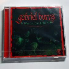 Gabriel Burns - 17: Was ist das Leben? - Hörspiel CD - 2006 - NEU