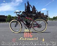66/80cc Engine & Stretch Cruiser Bike kit - Motorized Bike - Motor Bike DIY Kit
