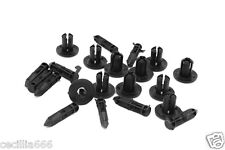 SMART Auto PARAURTI/PORTA 6-8MM Push-NEL PANNELLO TRIM CLIPS