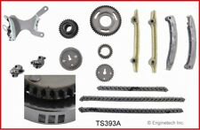 CHRYSLER DODGE JEEP MITSUBISHI SOHC 4.7L V8 TIMING CHAIN SET KIT 2002-2008