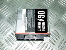 FIAT GRANDE PUNTO SRS AIR BAG RESTRAINT CONTROL MODULE ECU 51795431