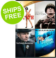 MASH / Patton / French Connection / Poseidon Adventure (DVD, 2015) NEW, Sealed