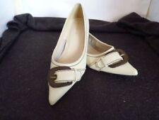 Buckle Leather Women's 7.5 US Shoe