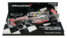 Minichamps McLaren MP4/22 '1st Win' Canadian GP 2007 - Lewis Hamilton 1/43 Scale