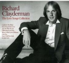 Richard Clayderman - The Love Songs Collection [2CD] NEW, SEALED