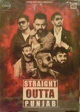 STRAIGHT OUTTA PUNJAB - PUNJABI / BHANGRA CD - (2-CD - SET).