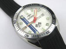 Rotary Mens GT Monza Swiss Automatic Sapphire Watch - 100m