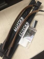 Hoyt Satori Recurve Ilf Limbs 55# Medium Wood Finish. Choice Of Riser Available