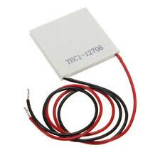 1PCS TEC1-12706 Heatsink Thermoelectric Cooler Cooling Peltier Plate Module..