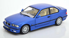 1:18 Solido BMW M3 E36 1990 blue-metallic
