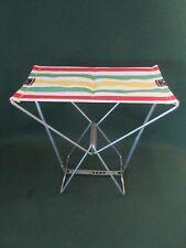 Vintage original 1960's folding chair + unused