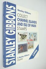 Stanley Gibbons Collect Channel Islands and Isle of Man Stamps 1996 Checklist