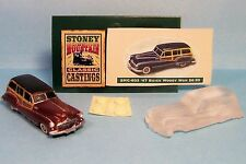 Smc-603 1947 Buick Woody Wagon Ho-1/87th Scale Clear Resin (unfinished)