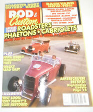 Rod & Custom Magazine NSRA Rocky Mountain Nats March 1995 080714R