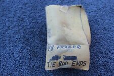 NOS Kaiser/Frazer Pair of Tie Rod Ends