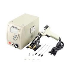Pro Digital Desoldering Rework Station Zd 915 480 Iron Gun Built In Vacuum Pump