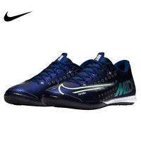 Nike Mercurial Vapor 13 Academy MDS Indoor Soccer Shoes CJ1300-401 Men's Size 13