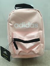 ADIDAS SANTIAGO LUNCH BAG ICY PINK BLACK WHITE ONE SIZE